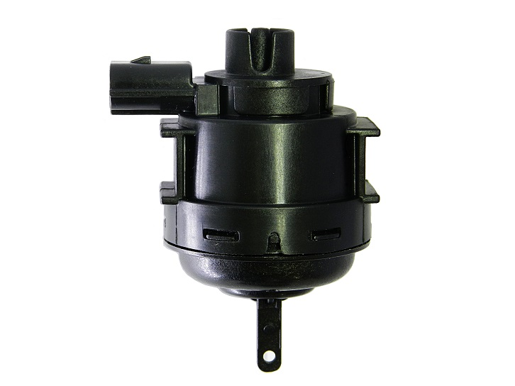 Actuator with PSV